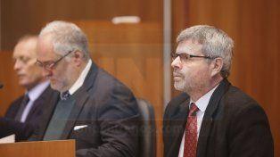 Vuelve a trabajar. El juez Carlos Rossi había sido suspendido en sus funciones en diciembre de 2017.