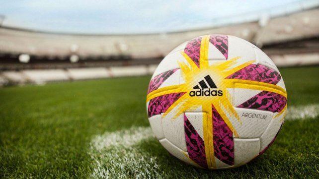 Argentum 18, la nueva pelota oficial de la AFA