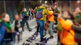 Educadores en defensa de la ESI repudiaron la violencia sufrida en el Estudiantazo