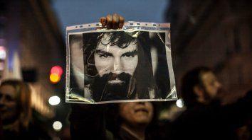 a un ano de la muerte de santiago maldonado hoy marchan hacia gendarmeria  pidiendo justicia