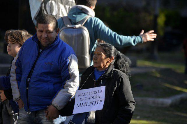 Paraná se movilizó para exigir que se conozca la verdad del caso Santiago Maldonado