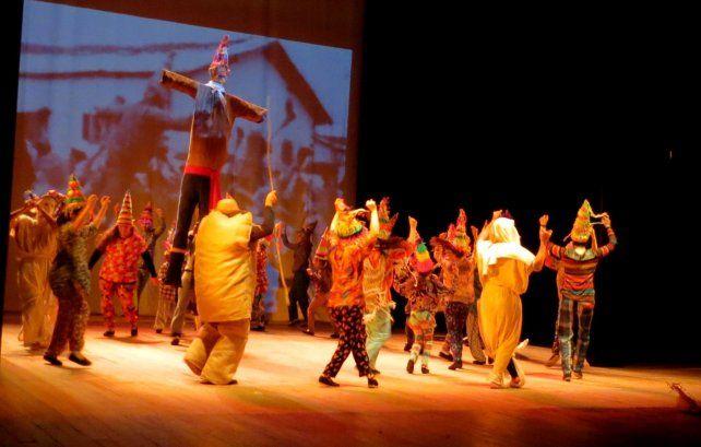 Las danzas son una parte muy importante de la cultura vasca y la fundamental de su folclore. Gentileza: Facebook Asociación Vasca Urrundik