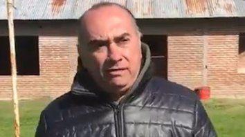 Revuelo. El padre de Fernando Pastorizzo protagonizó un escándalo.