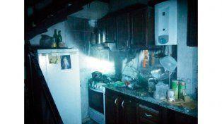 Con 12 años, preparaba su cena y provocó un principio de incendio