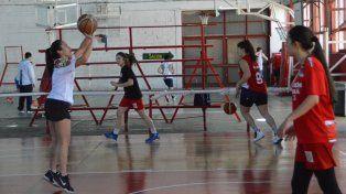 Las chicas U17 ya piensan en el Campeonato Entrerriano