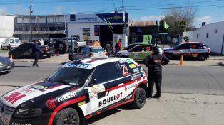 Primer contacto. Ayer en la localidad correntina se realizaron las verificaciones técnicas y el Shakedown.