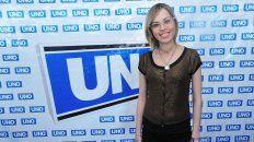 Fátima Heinze, en el año 2015, fue una de las figuras destacadas por Diario Uno.