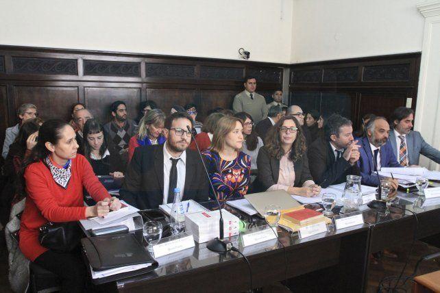 Comenzó el juicio a los médicos Miguel Torrealday, David Vainstub y Jorge Rossi