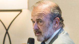 El diputado Eduardo Amadeo está internado en grave estado en Santa Fe