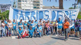 El día de San Cayetano, organizaciones sociales marcharán a Casa de Gobierno, por pan y trabajo
