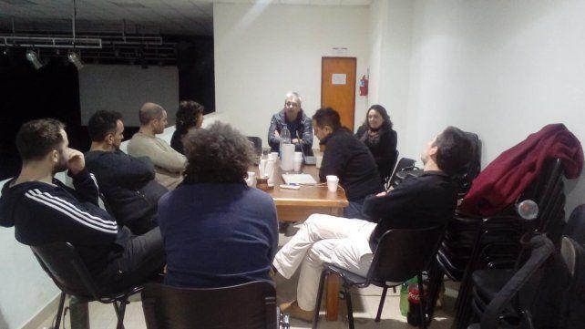 Reunión. Varios de los integrantes de Araer se encontraron en Colón