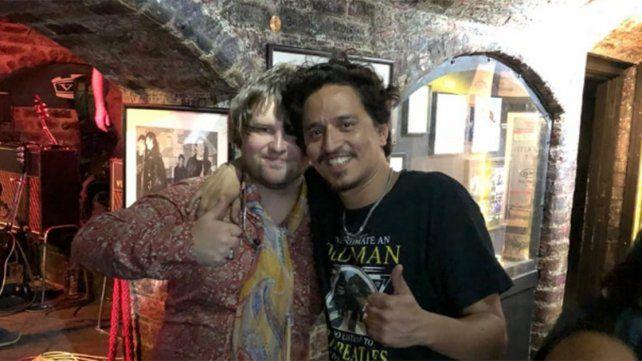 El músico de Paraná