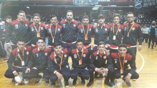 Segunda victoria de Atlético Paraná A en el Argentino de Clubes de Futsal