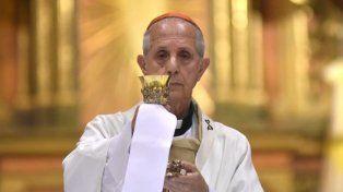 En la misa de San Cayetano el cardenal Poli se centró en el aborto