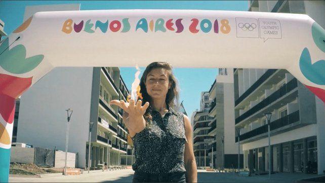 El fuego olímpico transitará este miércoles por las calles de Paraná