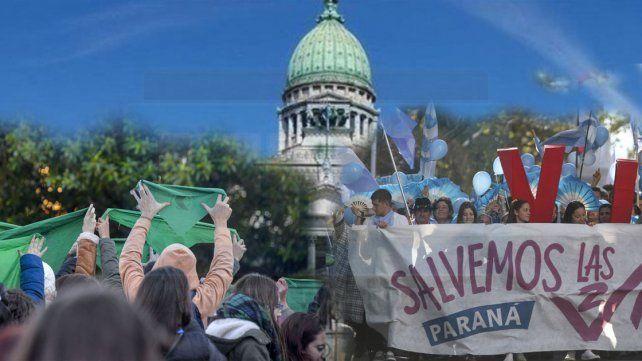 En VIVO desde el SENADO: Se debate la ley de aborto legal, seguro y gratuito