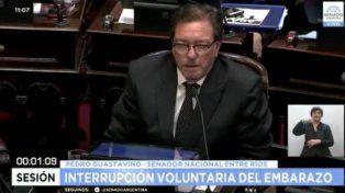 Guastavino: Ayer me la pasé esquivando crucifijos, y otras frases destacadas