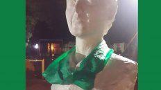 fueron liberadas las mujeres detenidas en victoria por colgar panuelos verdes en edificios publicos