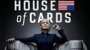 House of Cards regresa el 2 de noviembre