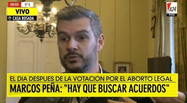 El Gobierno ya habla de incluir la despenalización del aborto en la reforma del Código Penal