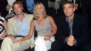 Jennifer Aniston viajó hasta Italia para encontrarse con Brad Pitt