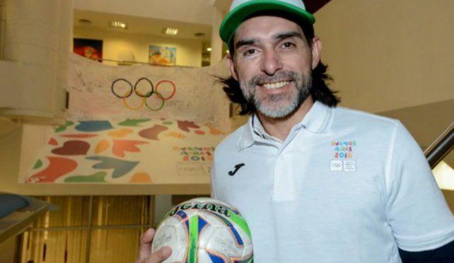 Roberto Ayala contó intimidades de su experiencia en los Juegos Olímpicos