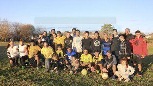 La Filial de La Fragata sueña con jugar en la Liga Paranaense de Fútbol