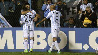 Atlético Tucumán pisó fuerte de local