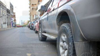 Diferencia. La multa por estacionar mal en Paraná cuesta 644 pesos, contra 1.550 de otras ciudades.