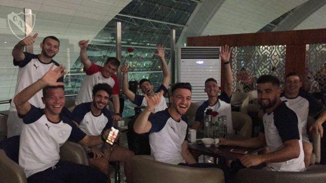 Independiente gastó a Flamengo en su vuelta de Japón