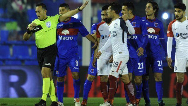 Tigre y San Lorenzo igualaron en un entretenido partido