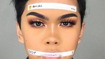 ¿te gusta esta tendencia en maquillaje?