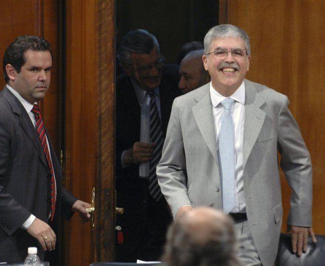 Detuvieron al exsecretario de Julio De Vido en la causa de los cuadernos