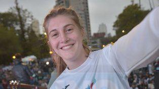 La Selfie: Malvina Dagostino