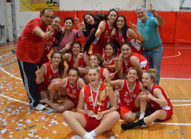 Talleres gritó campeón en el femenino U17