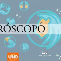 El horóscopo para este lunes 13 de agosto de 2018