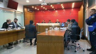 Comenzó el juicio a Fernando Moreira, acusado de matar a su abuelo