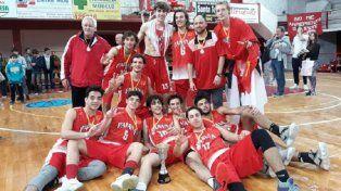 El equipo de la capital venció 88 a 55 a los de La Histórica