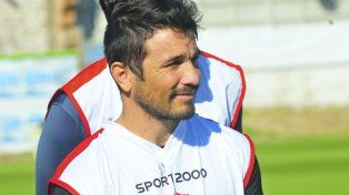 Perdió la cuenta. Chitero inicia una nueva etapa en Atlético Paraná. No sé si es el cuarto o quinto ciclo