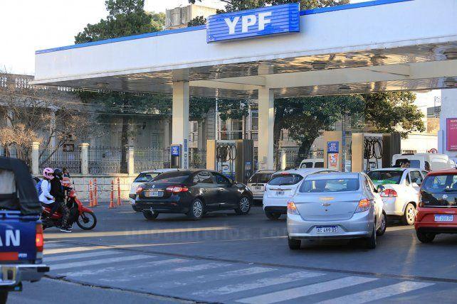 A caminar! En Paraná las naftas premium ya pasaron los $40