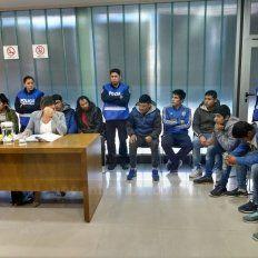 Acuerdo. La fiscalía y la defensa oficial entendieron legal 45 días de prisión preventiva. Foto: Javier Aragón