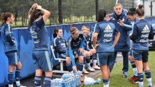Las chicas quieren volver a los primeros planos del fútbol mundial