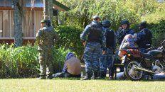 Operativo. Los policías estuvieron en el complejo turístico como falsos empleados antes de dar el golpe.