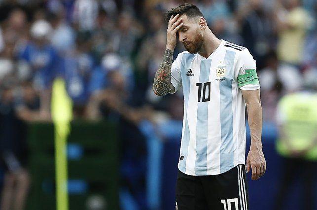 Otro dolor de cabeza. Messi ya fue condenado en España por maniobras fraudulentas.