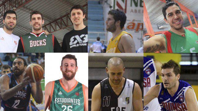 Algunas de las figuras del deporte que estarán presentes el lunes en el CAE.
