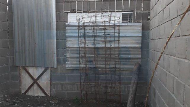 Colonia Avellaneda: El robo quedó filmado y la Policía logró recuperar los elementos