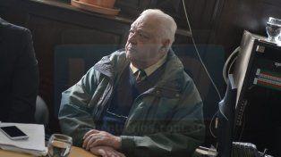Miguel Torrealday es el único de los imputados que está presente en el juicio.