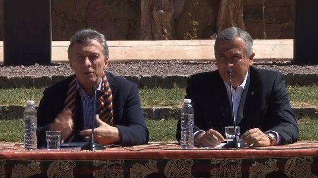 Mauricio Macri dijo que lo que se habíamos conquistado en reducción de pobreza se va a perder