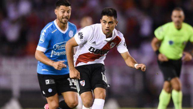 Mismo inicio. River y Belgrano comenzaron la temporada igualando con marcador cerrado sus compromisos.