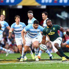 Los Pumas se quedaron sin nafta ante los Springboks